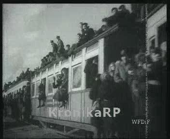 Pierwsze dni oswobodzonej Warszawy
