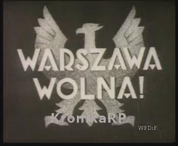 Warszawa wolna!