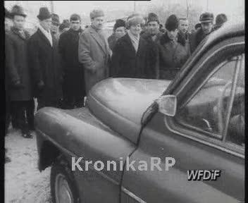 Warszawskie samochody