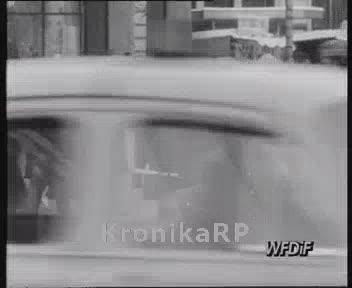 Ruchliwe warszawskie ulice