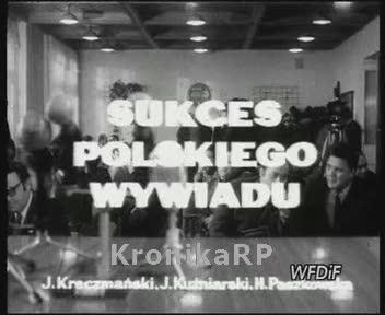 Sukces polskiego wywiadu