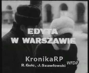 Edyta w Warszawie