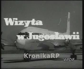 Wizyta w Jugosławii