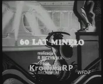60 lat minęło
