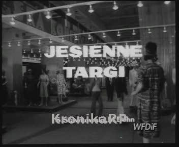 Jesienne targi