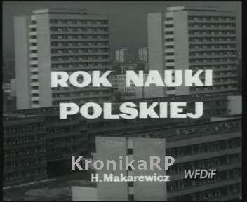 Rok nauki polskiej