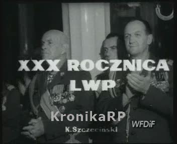 XXX rocznica LWP