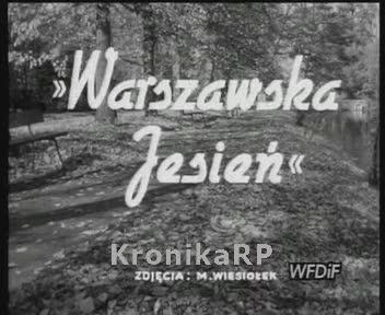 Warszawska Jesień 1956