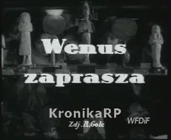 Wenus zaprasza