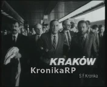 Początek kampanii - Kraków