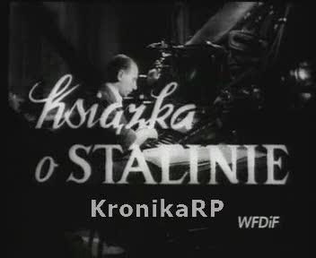Książka o Stalinie