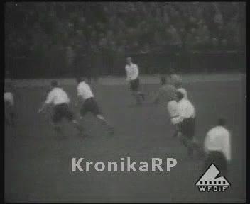 Mecz piłki nożnej Polska - Anglia
