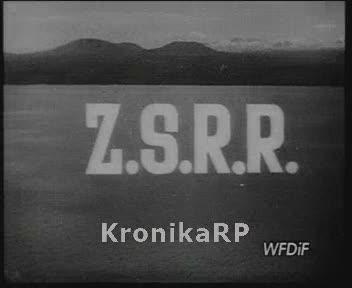 Z całego świata. ZSRR