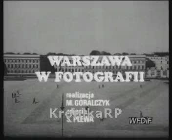 Warszawa w fotografii