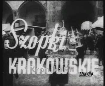 Szopki krakowskie