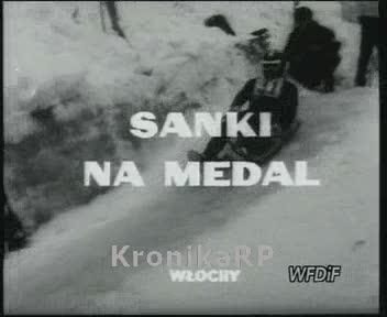 Sanki na medal