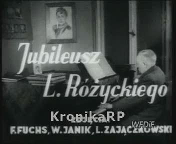 Jubileusz L. Różyckiego