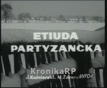 Etiuda partyzancka