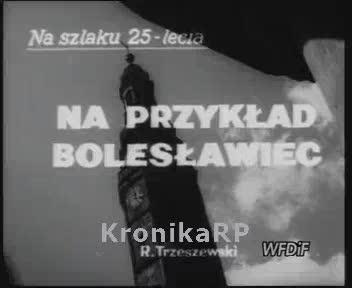 Na szlaku 25-lecia. Na przykład Bolesławiec