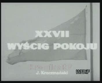 XXVII Wyścig Pokoju