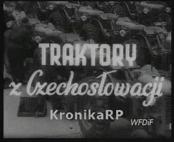 Traktory z Czechosłowacji