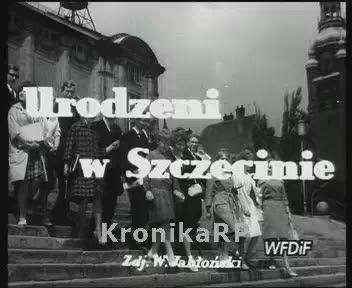 Urodzeni w Szczecinie
