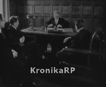 Delegacja polska u Kalinina i powrót do Polski