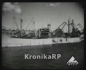 Odbudowa portu gdyńskiego