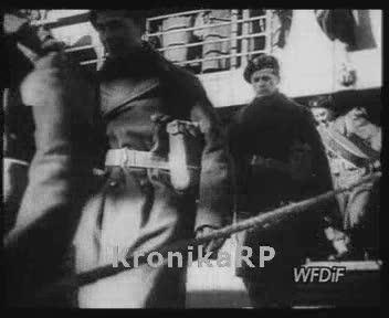 Powrót wojsk polskich ze Szkocji