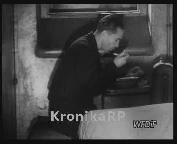 Greiser i Fischer w więzieniu mokotowskim w Warszawie