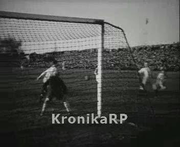 Mecz towarzyski w piłce nożnej Polska - Czechosłowacja