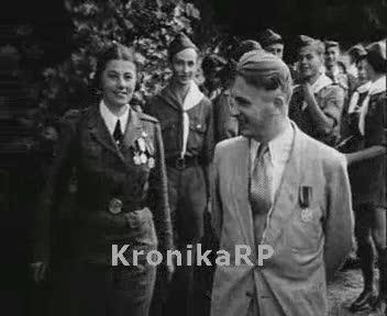 Harcerze u premiera Osóbki-Morawskiego