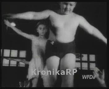 Ćwiczenia gimnastyczne w polskiej YMCA