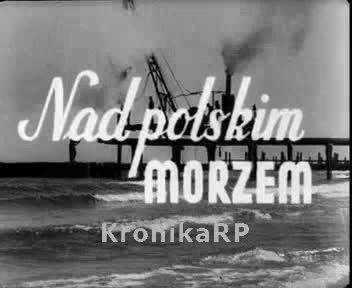 Nad polskim morzem