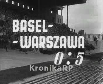 Basel - Warszawa 0:5