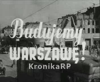 Budujemy Warszawę!