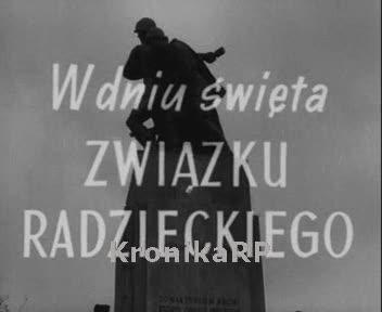 W dniu święta Związku Radzieckiego