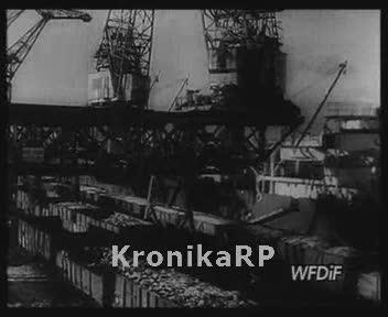 Port węglowy w Gdyni