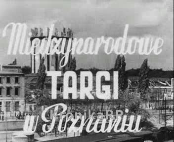 Międzynarodowe Targi w Poznaniu