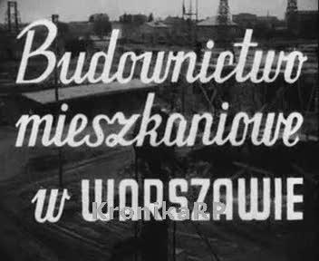 Budownictwo mieszkaniowe w Warszawie