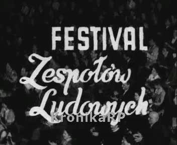Festiwal Zespołów Ludowych
