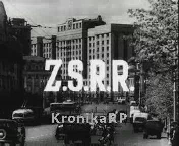 Z całego świata. Z.S.R.R.