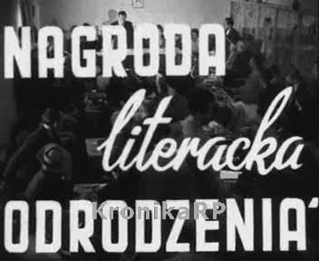 Nagroda literacka Odrodzenia