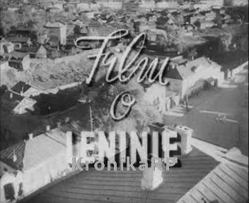 Film o Leninie