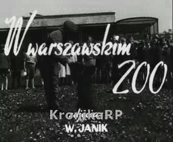 W warszawskim ZOO