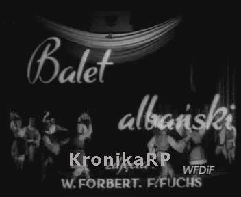 Balet albański