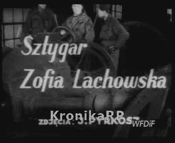 Sztygar Zofia Lachowska
