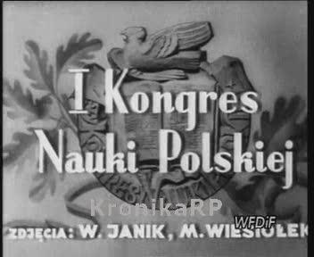 I Kongres Nauki Polskiej