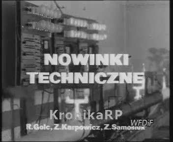 Nowinki techniczne - laser gazowy