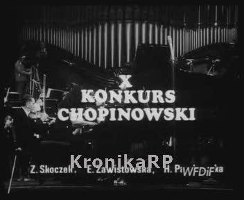 X Konkurs Chopinowski